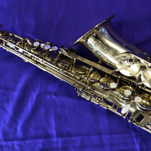 Selmer Super Action 80 Alto Sax