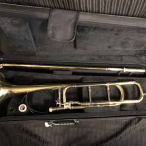 Used Tenor Trombone – Davids Instrument Repair