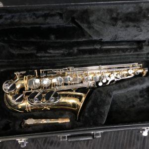 Used Alto Saxophone – Davids Instrument Repair